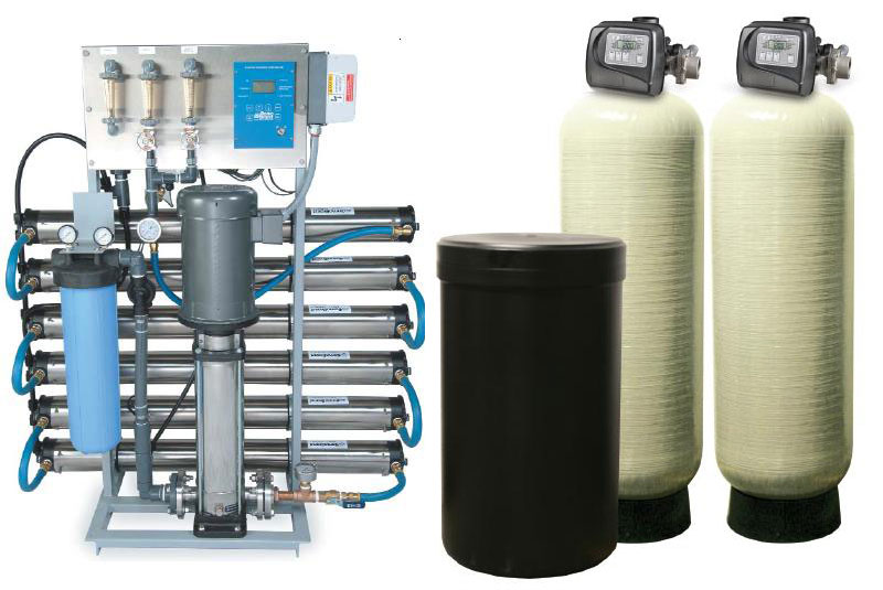 industrial water filtration - Commercial Water Filtration System